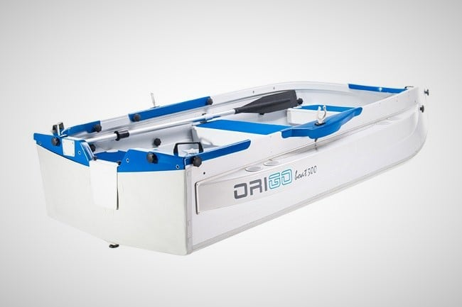 ORIGO Foldable Boat 11