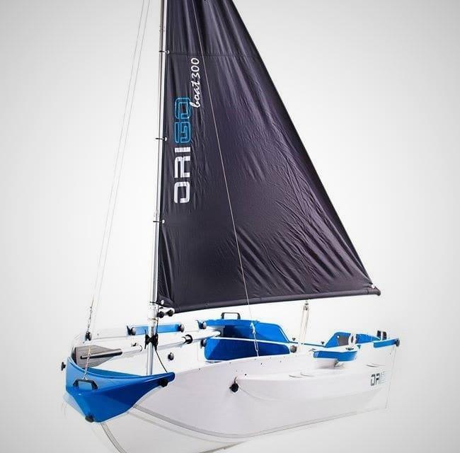 ORIGO Foldable Boat 12