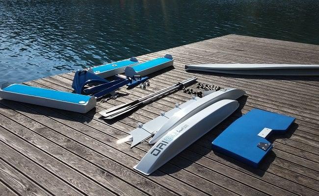 ORIGO Foldable Boat 2