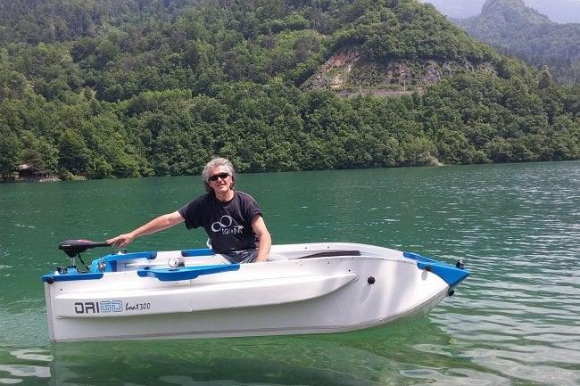 ORIGO Foldable Boat 3