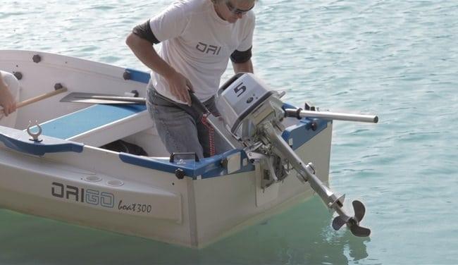 ORIGO Foldable Boat 4