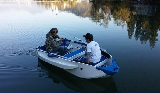 ORIGO Foldable Boat 5