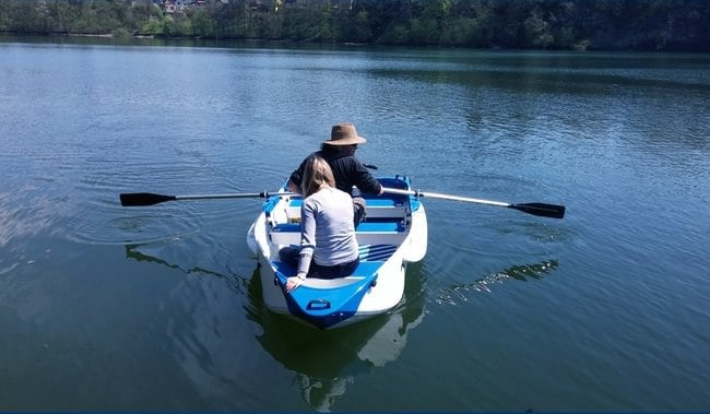 ORIGO Foldable Boat 6