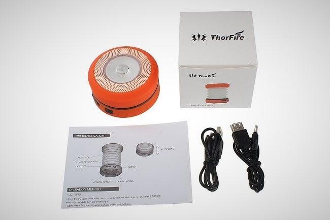 ThorFire LED Camping Lantern 5