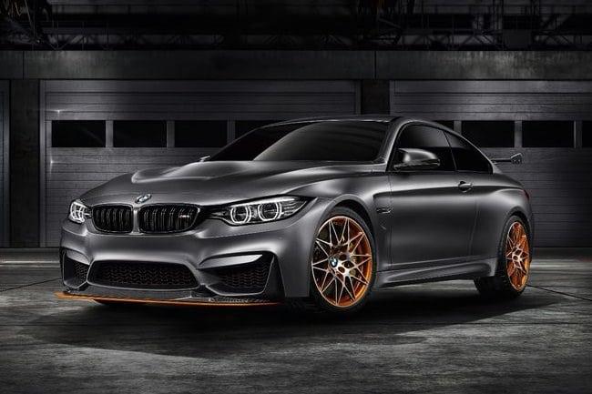 BMW Concept M4 GTS 2