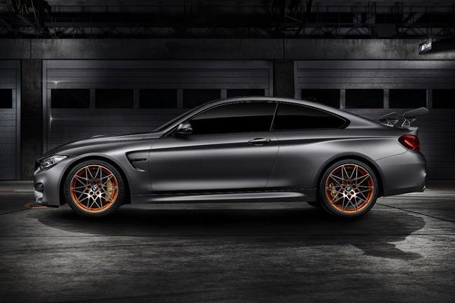 BMW Concept M4 GTS 4