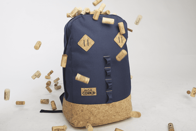 Corked Backpacks