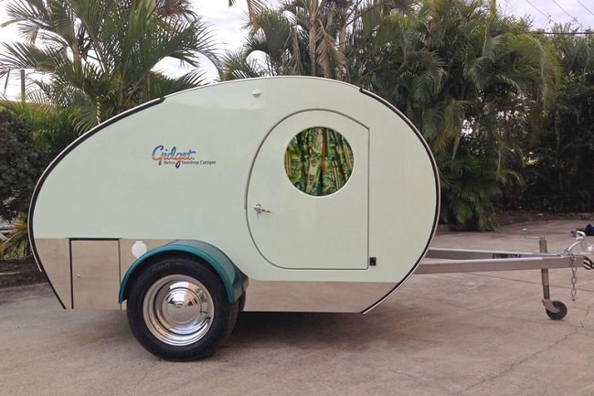 Gidget Retro Teardrop Camper Men S Gear