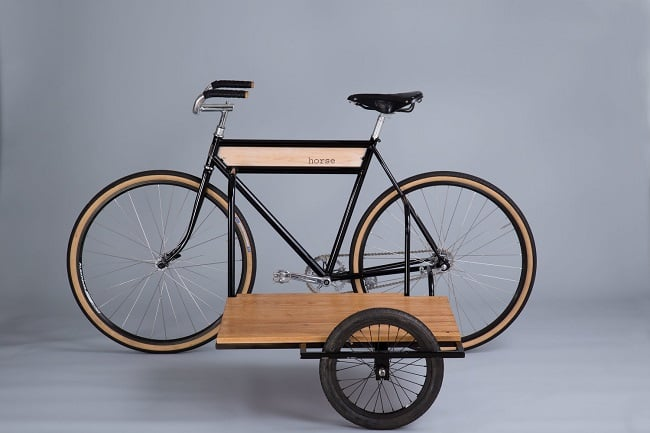 Horse Sidecar Bicycle 2