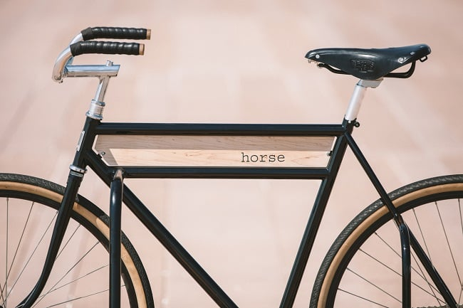 Horse Sidecar Bicycle 4