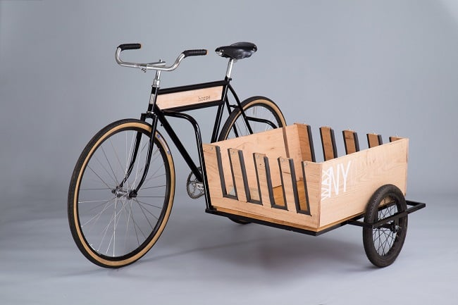 Horse Sidecar Bicycle 5