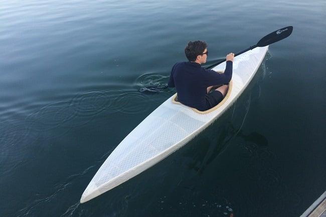 O Six Hundred Kayak 6