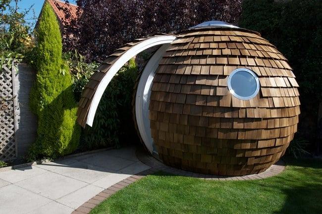 Podzook Backyard Office Pods 7