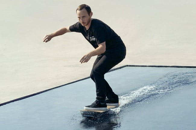 The Lexus Hoverboard Gets Tested 1
