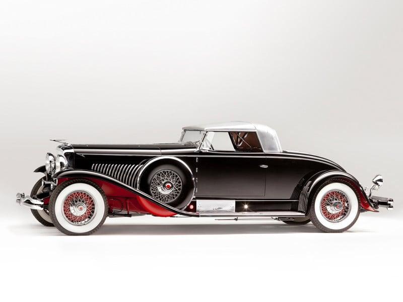 1931 Duesenberg J Coupe Murphy 02