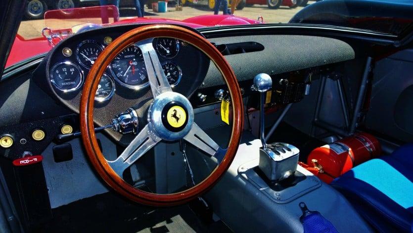 1962 Ferrari 250 GTO - Interior