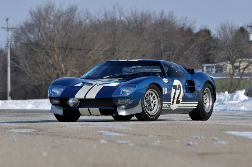 1964 Ford GT40 Prototype 1