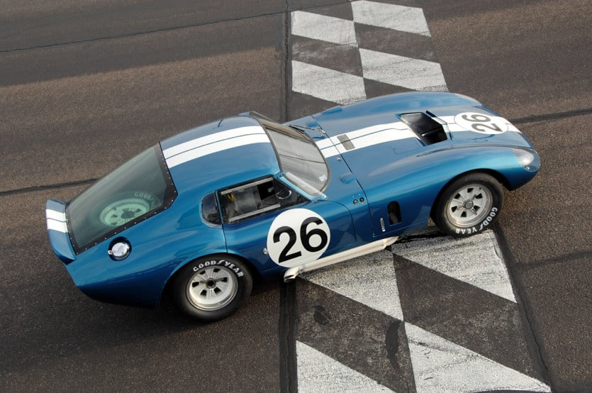 1965 Shelby Daytona Cobra Coupe 1