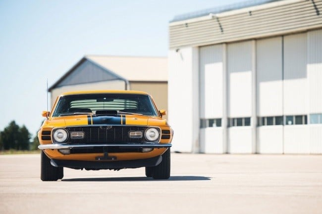 1970 Ford Mustang Mach 1 Twister 15