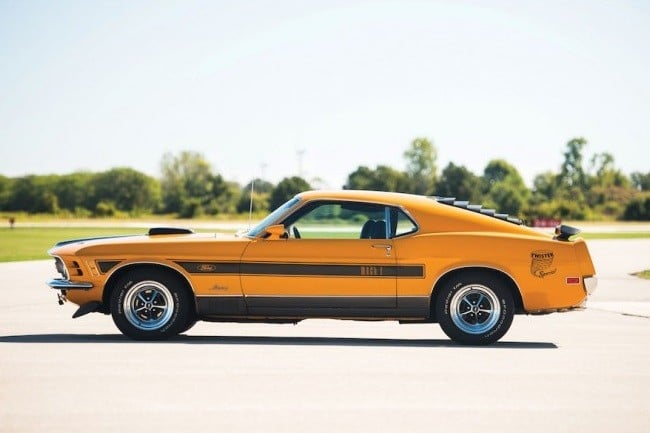 1970 Ford Mustang Mach 1 Twister 2