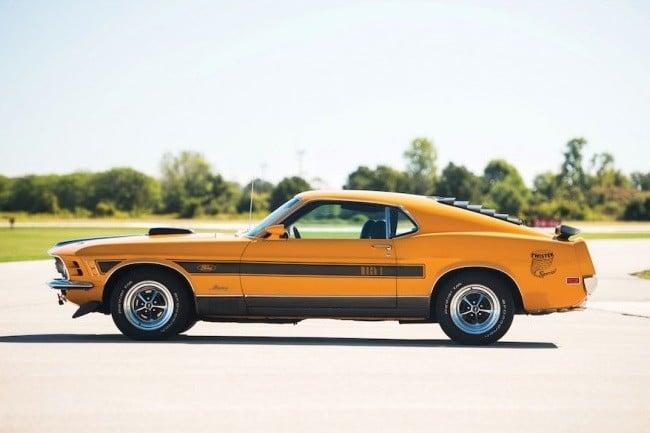 1970 Ford Mustang Mach 1 Twister Men S Gear