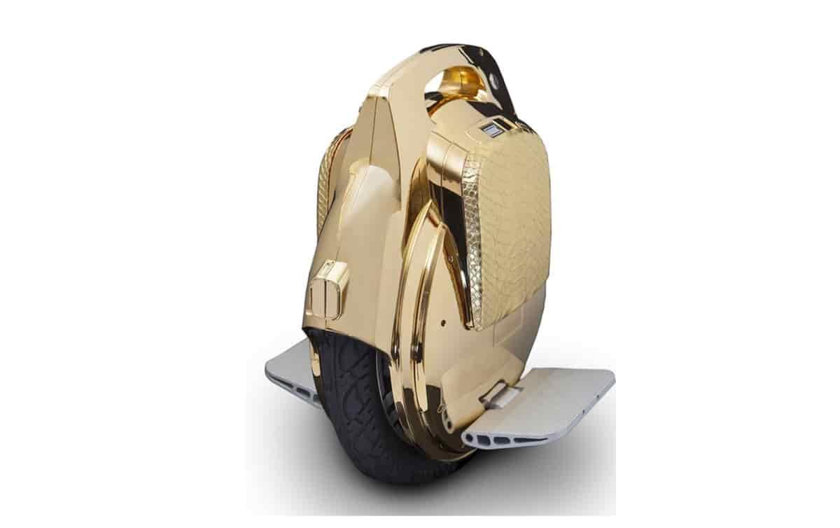 24-Karat Gold Plated Segwheel by Goldgenie 1