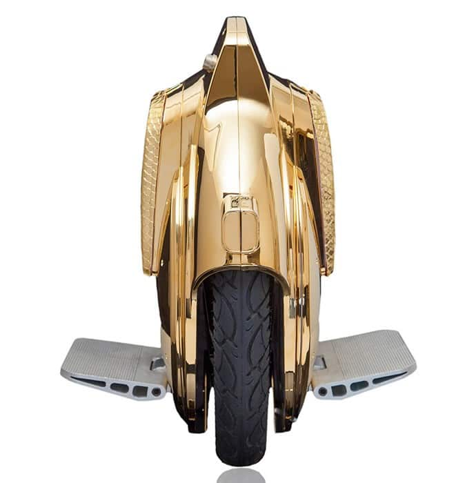 24-Karat Gold Plated Segwheel by Goldgenie 2