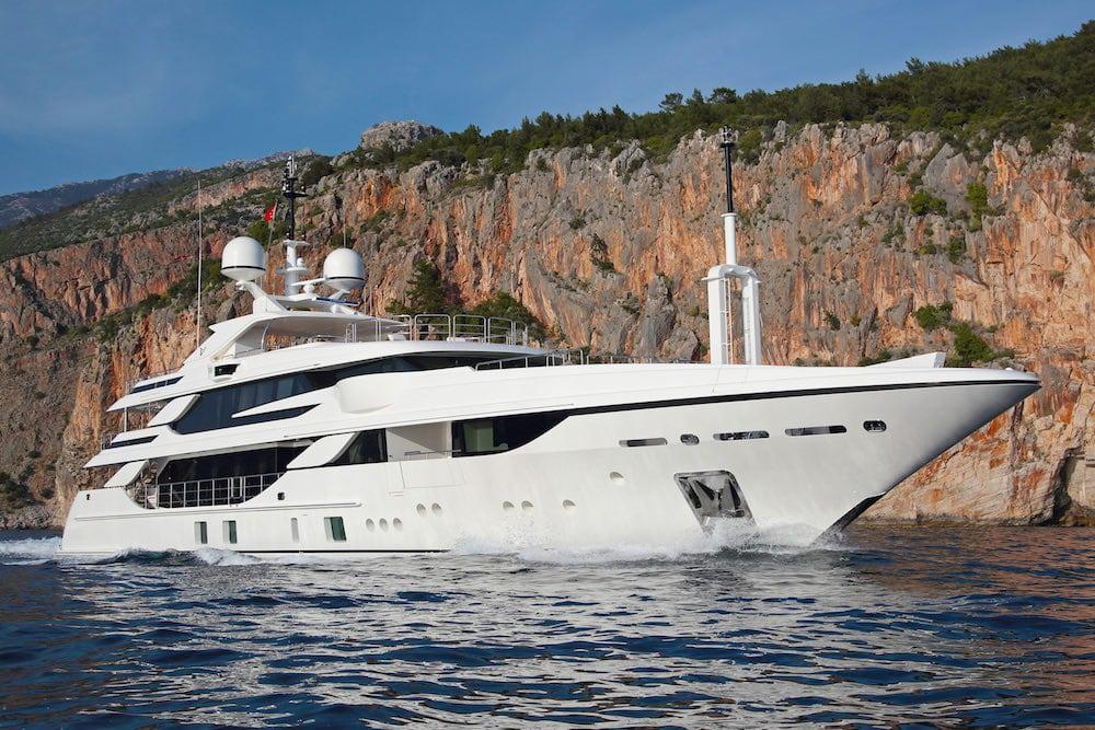 50M Benetti Vica Superyacht