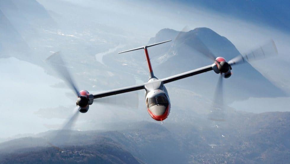 AgustaWestland AW609 TiltRotor