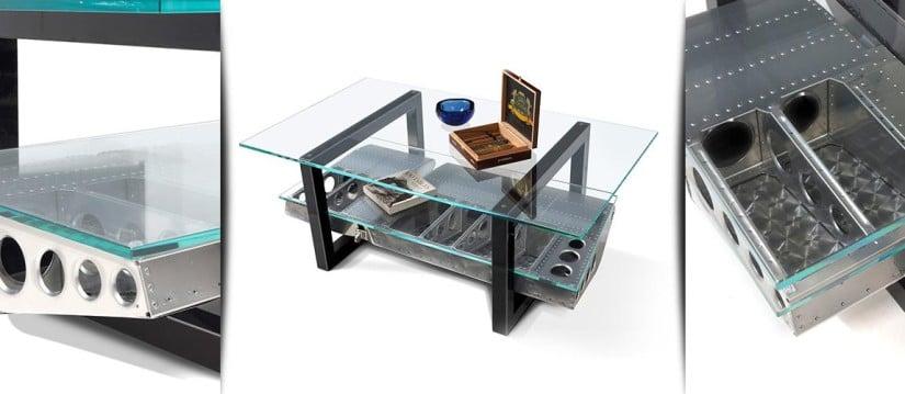 Aileron Coffee Table