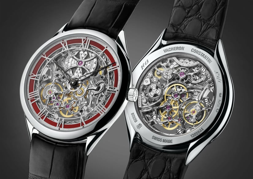 Ajourees by Vacheron Constantin