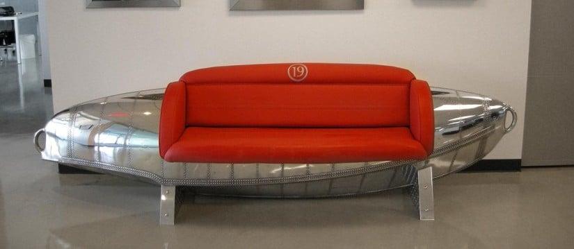 Albatross Couch