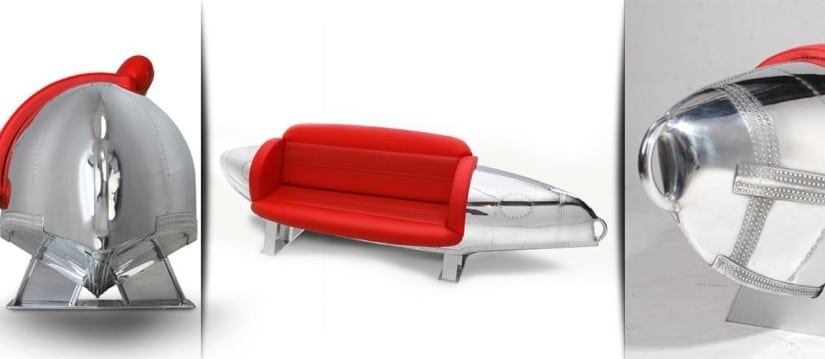 Albatross Couch MotoArt