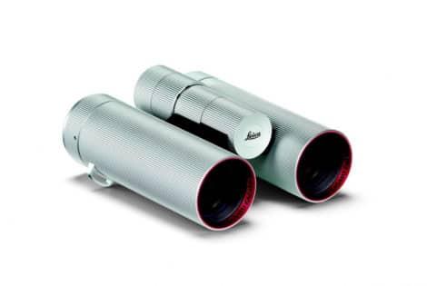Aluminum Leica Ultravid 8x32 'Edition Zagato' Binoculars