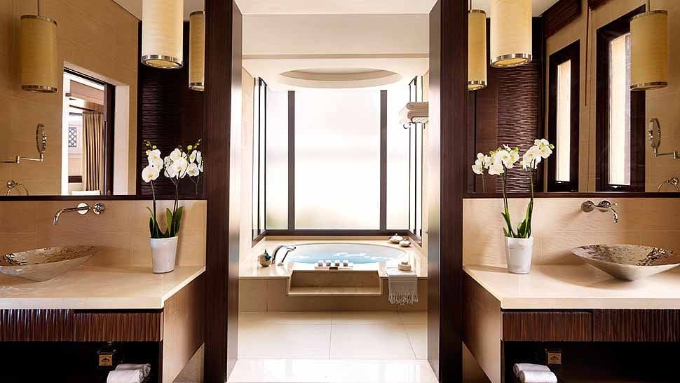 Anantara Dubai The Palm Resort & Spa Bathroom