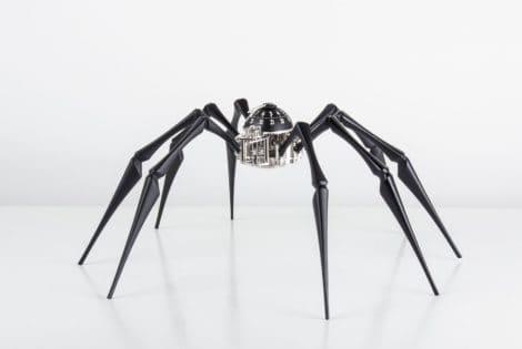 Arachnophobia Black Watch