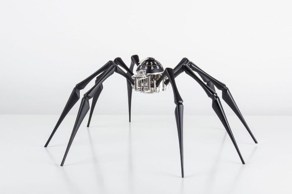 Arachnophobia Black Watch