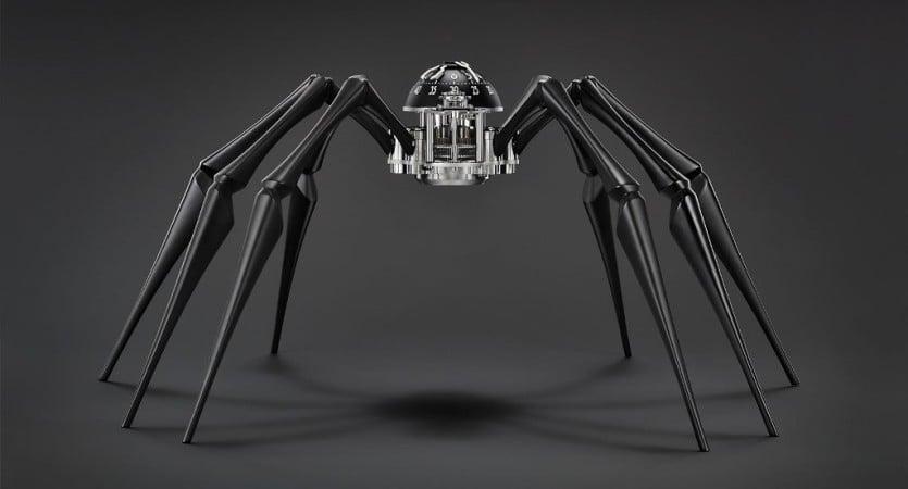 Arachnophobia Timepiece