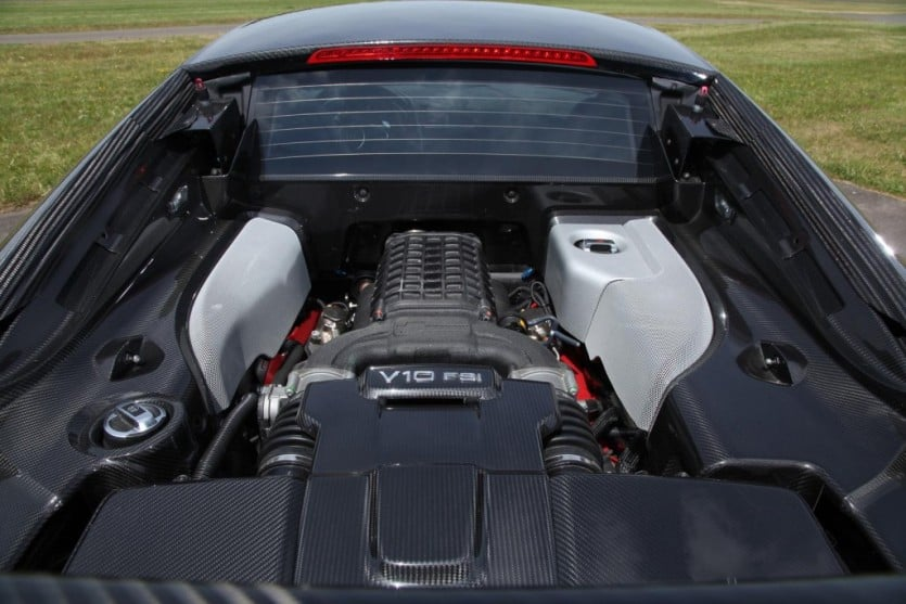 Audi R8 Recon Engine