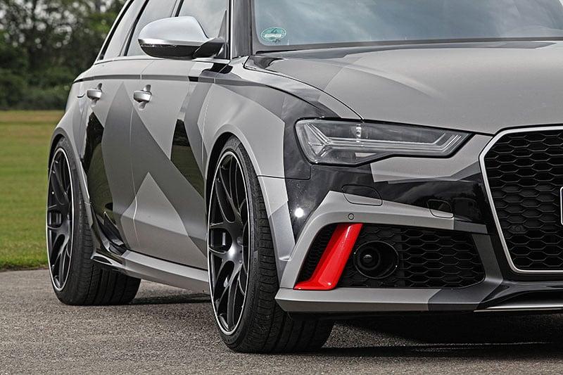 Audi RS6 by Schmidt Revolution Front Lights