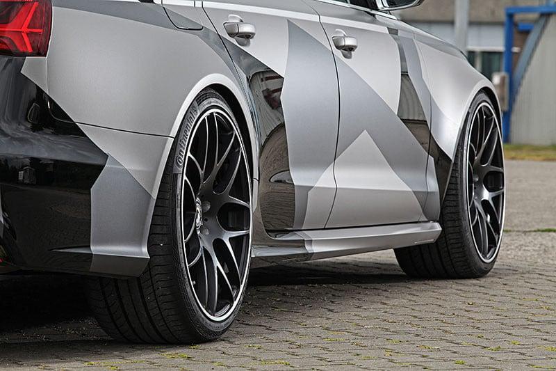 Audi RS6 by Schmidt Revolution Rim