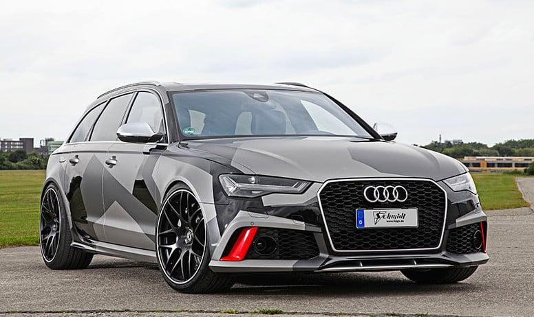 Audi RS6 by Schmidt Revolution