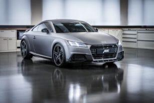 Audi TT Gunemtal Matte Version