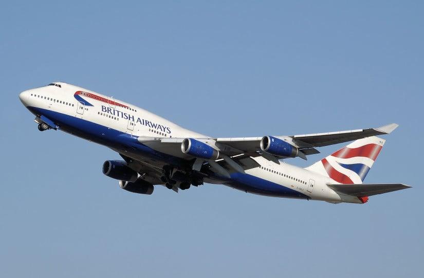 B-747 Jumbo Jet