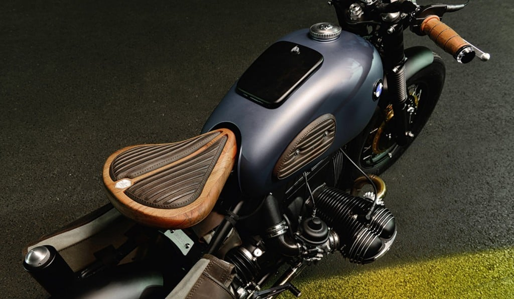 BMW R69S Thompson by ER Motorcycles Seat