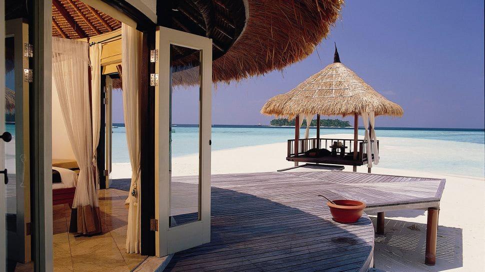 Banyan Tree Maldives Vabbinfaru Beach Villa