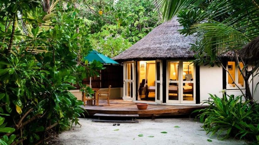 Banyan Tree Maldives Vabbinfaru Villa