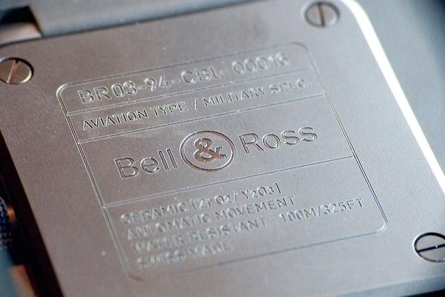 Bell & Ross BR 03-94 Rafale 7
