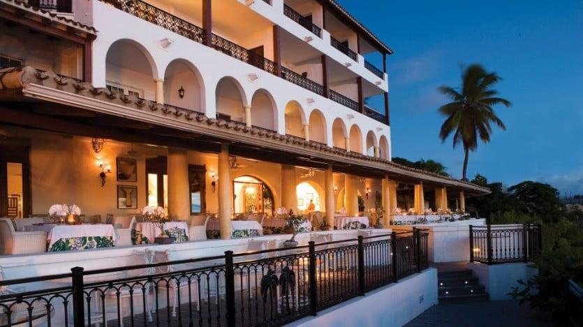 Belmond La Samanna Terrace