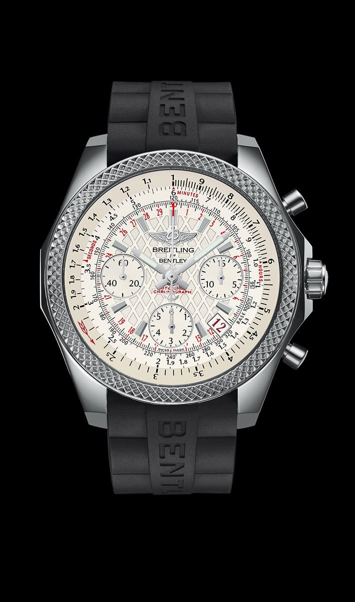 Bentley B06 S Watch Silver Storm Dial